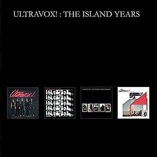 Ultravox - the Island Years [CD]