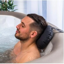 CleverSpa Soft and Comfortable Inflatable headrests for Hot Tub spa - Used