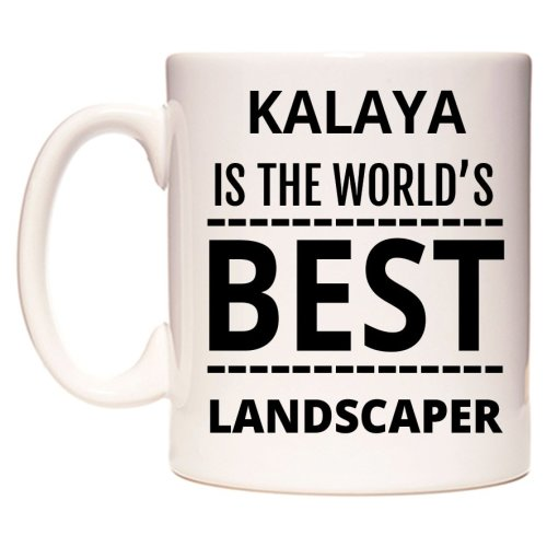 KALAYA Is The World's BEST Landscaper Mug
