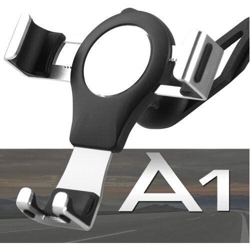 Car Phone Mount for Audi A1, Audi Car Dashboard Mobile Phone Holder Air Vent Gravity Phone Cradle 360 Rotatable