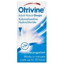 Otrivine Nasal Drops