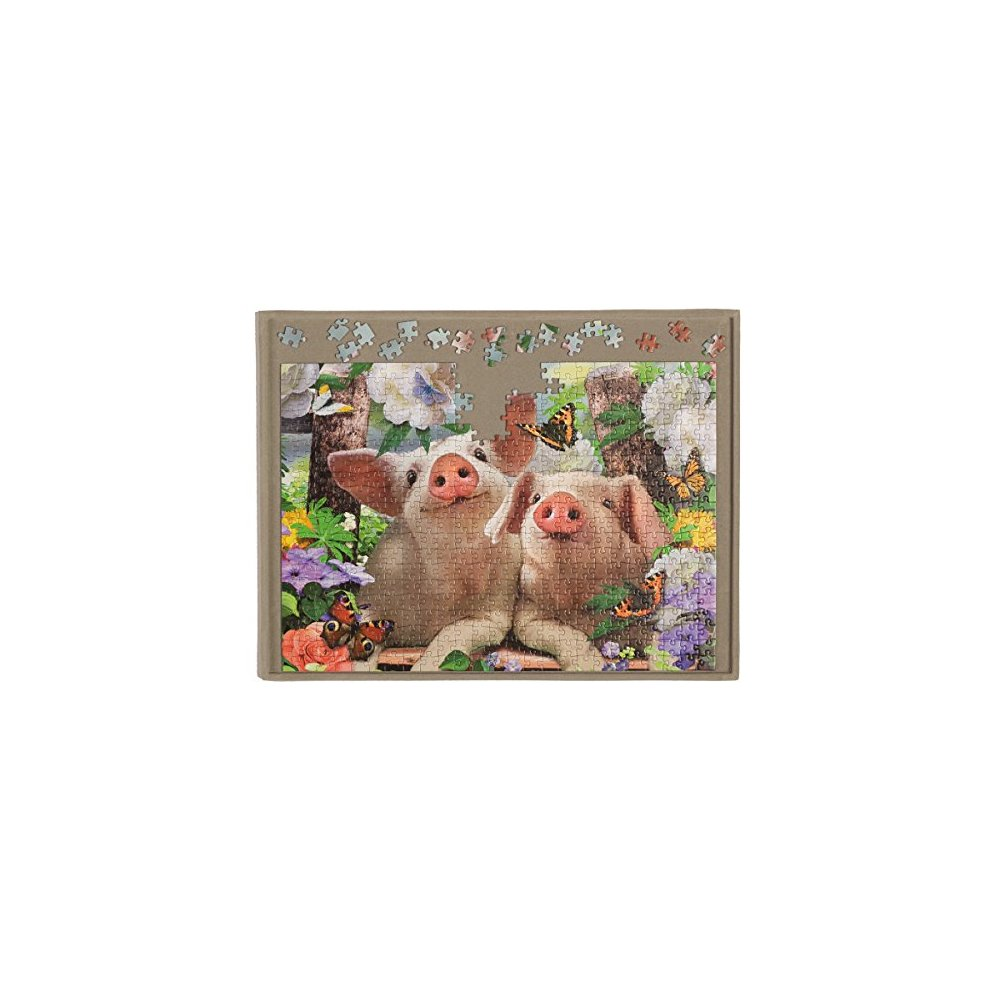 Jigsaw Puzzle Board for Up To 500 Pieces