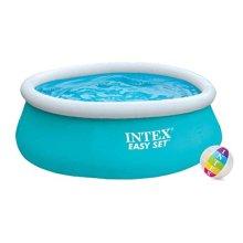 Intex 28101 Easy Set Swimming Pool - 6ft x 20in