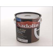 Sadolin Superdec Black Satin 2.5L