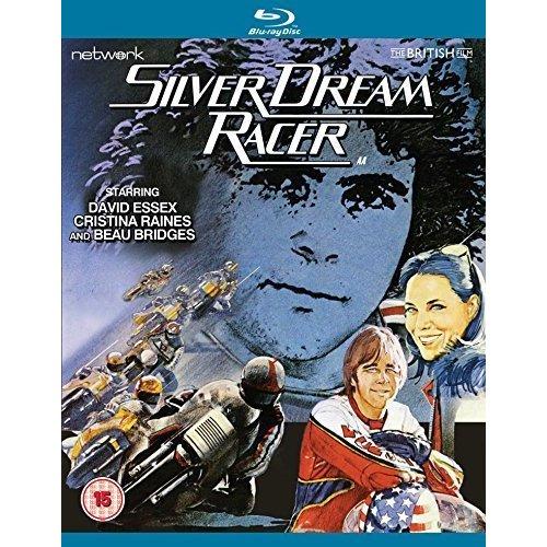 Silver Dream Racer Blu-Ray [2017]