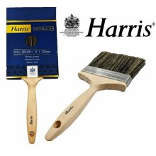 """Harris Professional Large Area Wall Paint Brush 5"""" Wide Fence Ceiling Roof Wall"""