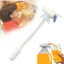 Magic Tap Dispenser Electric Automatic Water Juice Beverage Spill-proof