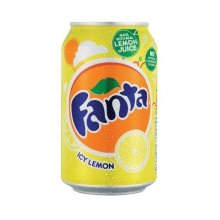 Fanta Lemon Cans (24 x 330ml)
