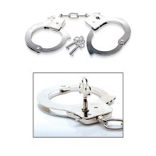 Fetish Fantasy Limited Edition Metal Handcuffs