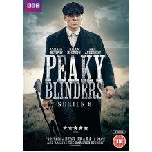 Peaky Blinders - Series 3: [2016] (DVD)