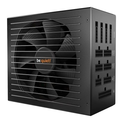 Be Quiet! 750W Straight Power 11 Psu Fully Modular Fluid Dynamic Fan Quad R BN307