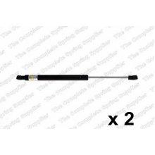 2 x Bonnet Gas Strut Set for Lexus RX300 3.0 Litre Petrol (10/00-04/03)