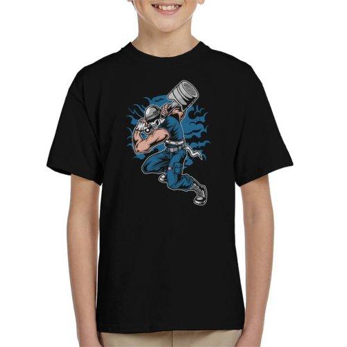 Piston Master Kid's T-Shirt