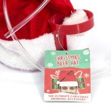 Christmas Drinking Hat -555