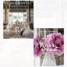 rachel ashwell couture prairie, rachel ashwell 2 Books Collection Set