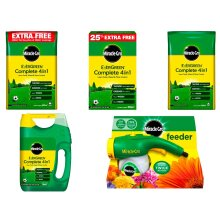 Miracle-Gro EverGreen Complete 4 in1 Care
