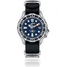 Chris Benz Ladies, Men, Unisexwatch CB-500A-B-NBS automatic, Divers´ watch