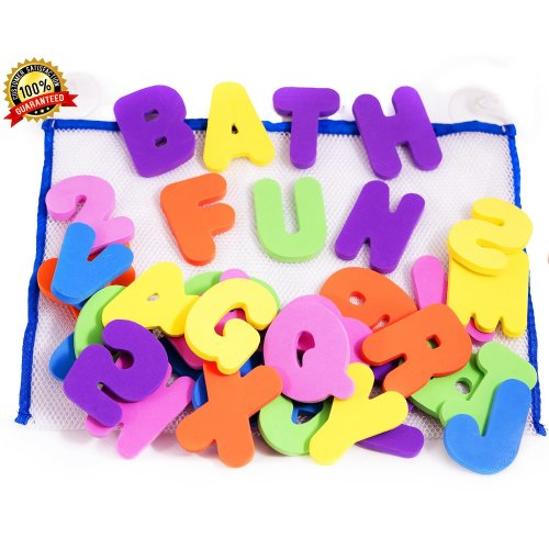 Foam Bath Letters And Numbers 36 Pieces Nuby Bath Letters And Numbers UK Seller