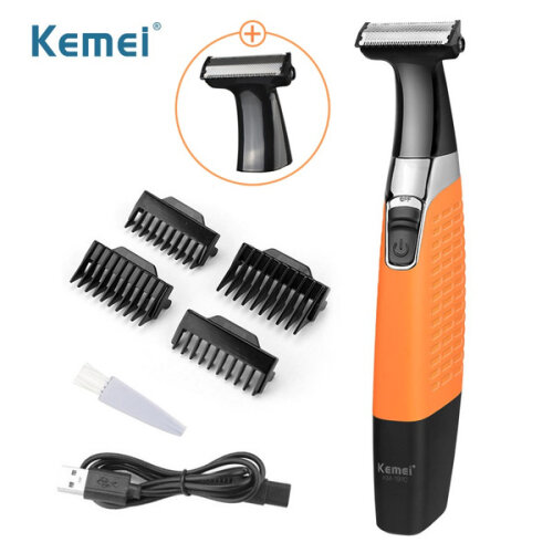 KM-1910 Rechargeable Electric Shaver
