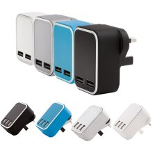 Quick UK Wall Charger Adapter For Mobile Phones