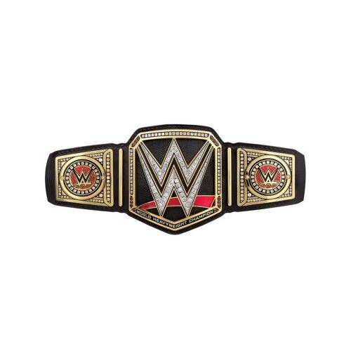 WWE World Heavyweight Champions Belt Shaped Cushion