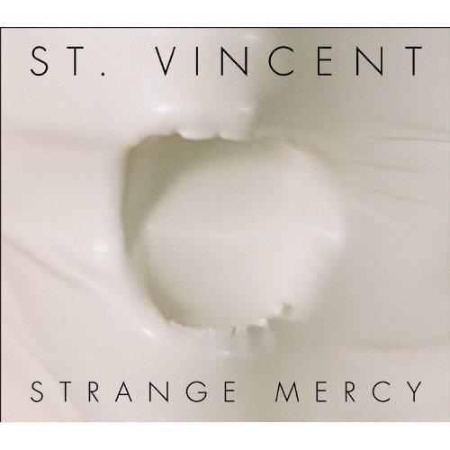 St Vincent - Strange Mercy [CD]