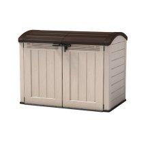 Keter Store-It-Out ULTRA Wheelie Bin Shed 217569