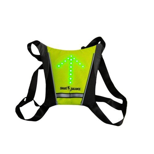 Smart Balance Reflective Vest With Signalling System
