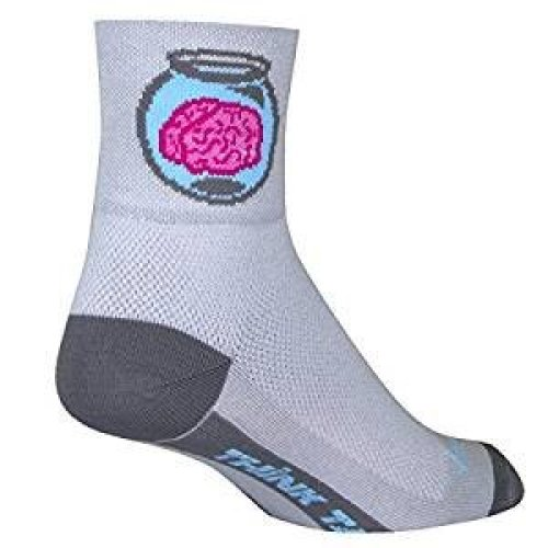 "Socks - Sockguy - Classic 3"" - Think Tank S/M Cycling/Running"