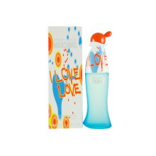 Moschino Cheap And Chic I Love Love Eau de Toilette 100ml For Womens (UK)