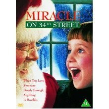 Miracle On 34th Street DVD [2005]
