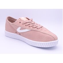 Tretorn Nylite Women's Pink Low Top Trainers