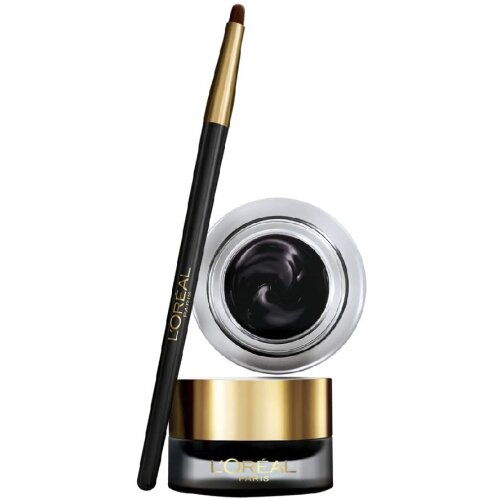 L'Oreal Paris Super Liner Eyeliner Gel Intenza 01 Pure Black