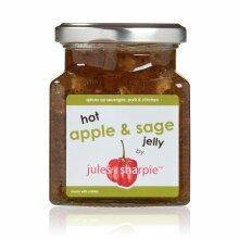 Jules & Sharpie Hot Apple & Sage Jelly (300g)