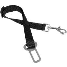 Pet Car Seat Belt Clip Safety Dog Harness Adjustable Travel Strap