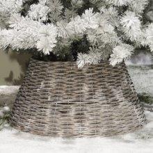 Kaemingk Everlands - Willow Christmas Tree Skirt Base Ring Decoration