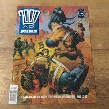 2000AD featuring Judge Dredd 1991 #734 Comic - Used