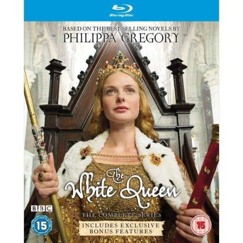 The White Queen - Complete Mini Series Blu-Ray [2013]