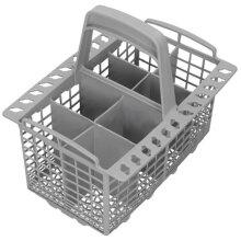WHIRLPOOL Dishwasher Cutlery Basket Genuine - with Detachable Handle
