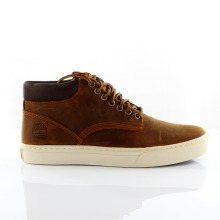 Timberland Adventure 2.0 Cupsole Brown Leather Lace Up Mens Chukka Shoes 5461A