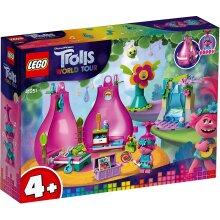 Lego 41251 Lego Trolls World Tour Poppy's Pod Playhouse Construction Playset