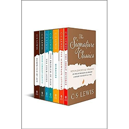 The Complete C. S. Lewis Signature Classics: Boxed Set