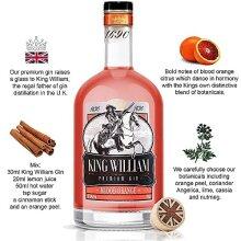King William Blood Orange Gin