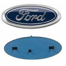 """Ford Transit Front Grille Badge Bonnet Emblem 9""""  2006 MK6 MK7 230mm"""