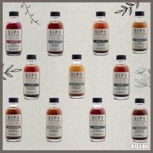 Herbal SIPS Organic Vegan Liquid Extract