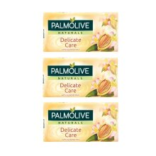 Palmolive Delicate Care Bar Soap (Pack Of 3 X 90g)