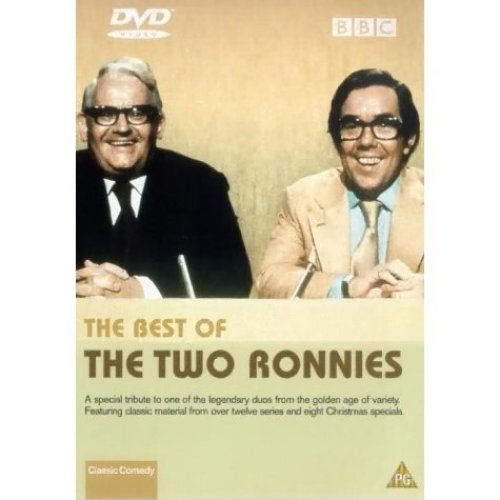 The Best Of The Two Ronnies DVD [2001]