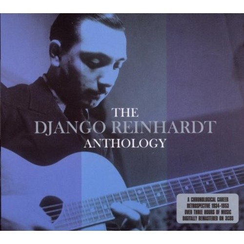 Django Reinhardt - Anthology [CD]