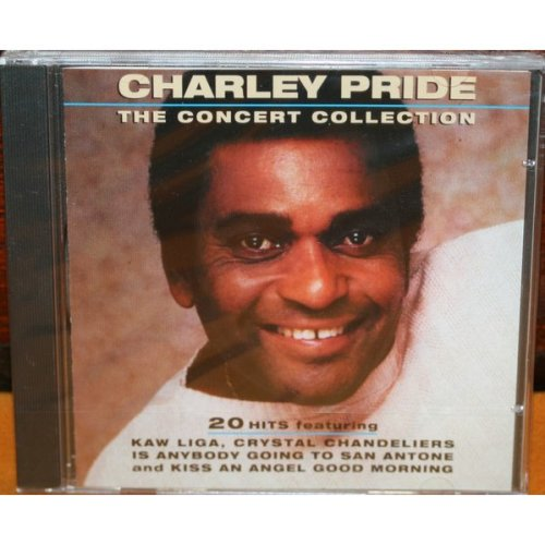 The Concert Collection - Charley Pride CD - Used