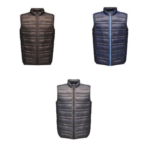 Result BLACK Soft Feel Polyester Gilet Bodywarmer Vest